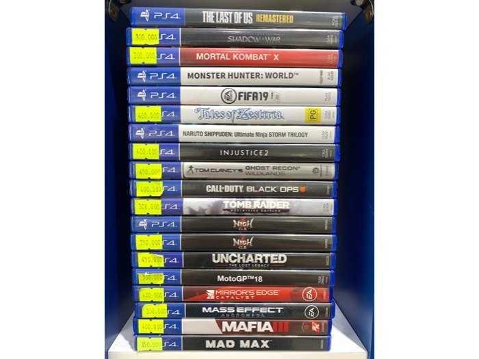 Thanh lý máy PS4 Fat like new đẹp lung linh3