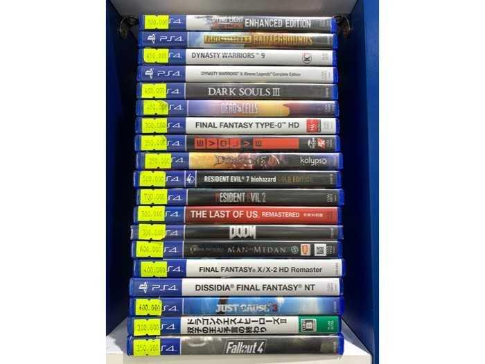 Thanh lý máy PS4 Fat like new đẹp lung linh4