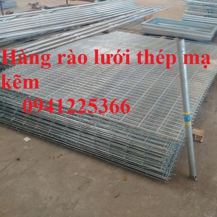 Hàng rào mạ kẽm ,lưới thép mạ kẽm ,hàng rào sơn tĩnh điện2
