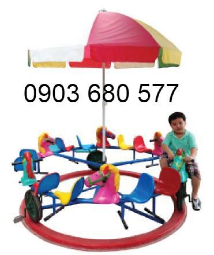 Chuyên bán đu quay, mâm xoay trẻ em dành cho trường mầm non, sân chơi, công viên17