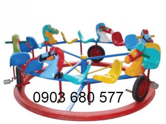 Chuyên bán đu quay, mâm xoay trẻ em dành cho trường mầm non, sân chơi, công viên7