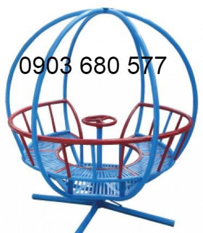 Chuyên bán đu quay, mâm xoay trẻ em dành cho trường mầm non, sân chơi, công viên18