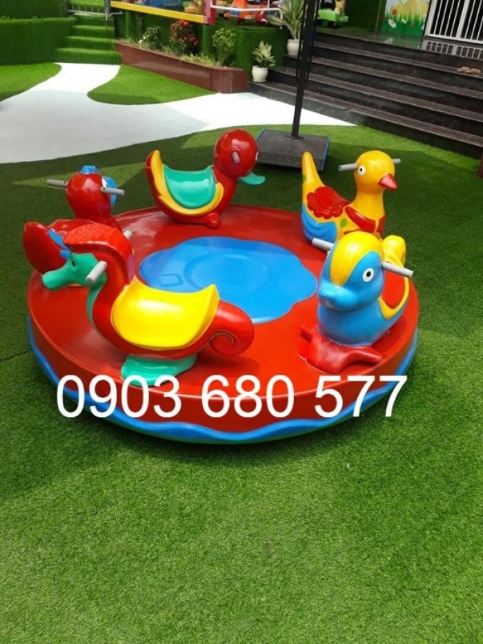 Chuyên bán đu quay, mâm xoay trẻ em dành cho trường mầm non, sân chơi, công viên23