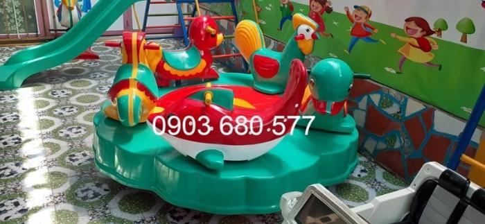 Chuyên bán đu quay, mâm xoay trẻ em dành cho trường mầm non, sân chơi, công viên6