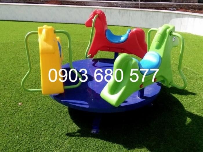 Chuyên bán đu quay, mâm xoay trẻ em dành cho trường mầm non, sân chơi, công viên13