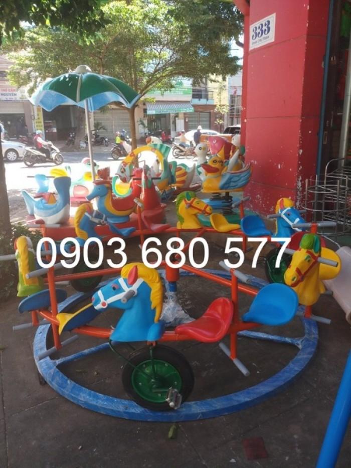 Chuyên bán đu quay, mâm xoay trẻ em dành cho trường mầm non, sân chơi, công viên25
