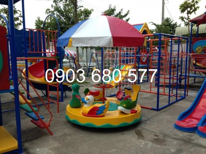 Chuyên bán đu quay, mâm xoay trẻ em dành cho trường mầm non, sân chơi, công viên14