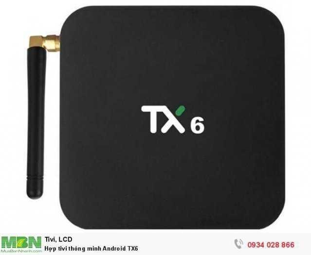 Hợp tivi thông minh Android TX60