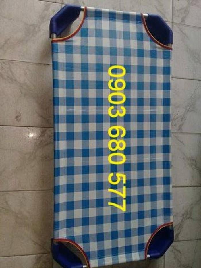 Cần bán giường ngủ lưới mầm non dành cho trẻ nhỏ giá ưu đãi7
