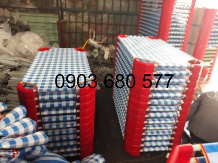 Cần bán giường ngủ lưới mầm non dành cho trẻ nhỏ giá ưu đãi12