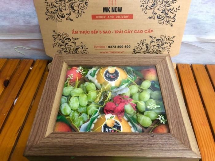 Đặt Hộp quà trái cây nắp kính - FSNK104 khi gọi đến hotline 0373 600 600 MKnow.vn1