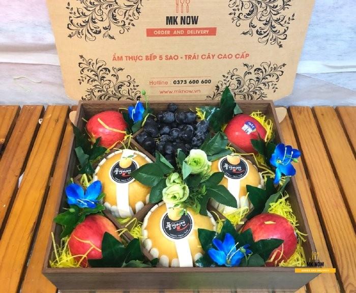 Hộp quà trái cây TP.HCM - FSNK1020