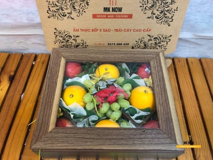 Hộp quà trái cây đẹp - FSNK1011