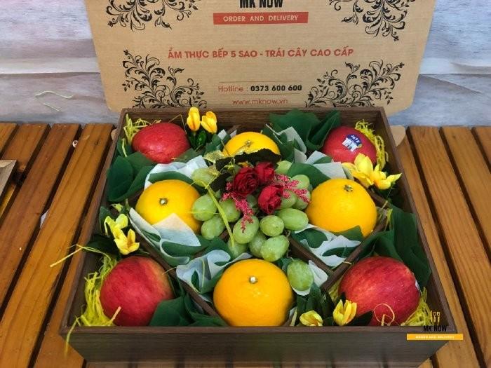 Hộp quà trái cây đẹp - FSNK1010