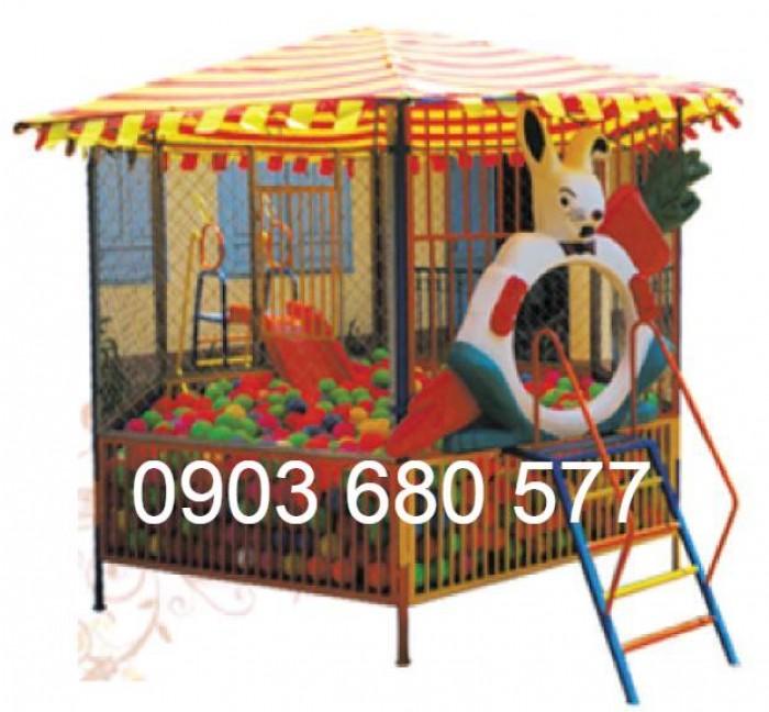 Cung cấp đồ chơi nhà banh trong nhà và ngoài trời cho trẻ em12