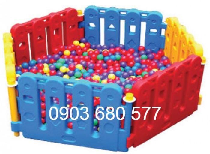 Cung cấp đồ chơi nhà banh trong nhà và ngoài trời cho trẻ em6