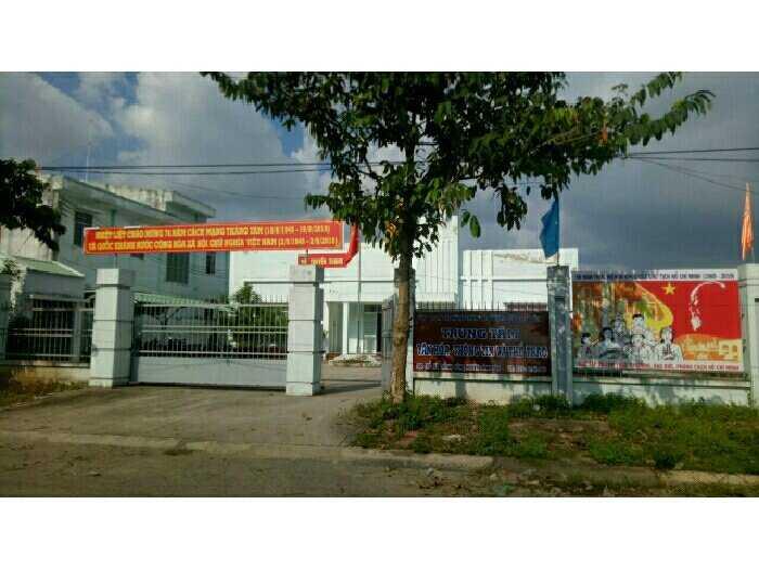 Đất nền trung tâm hành chính Bình Tân