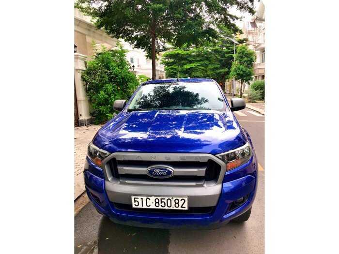 Ford ranger xls bản đủ, 2016 xe mới tinh 0