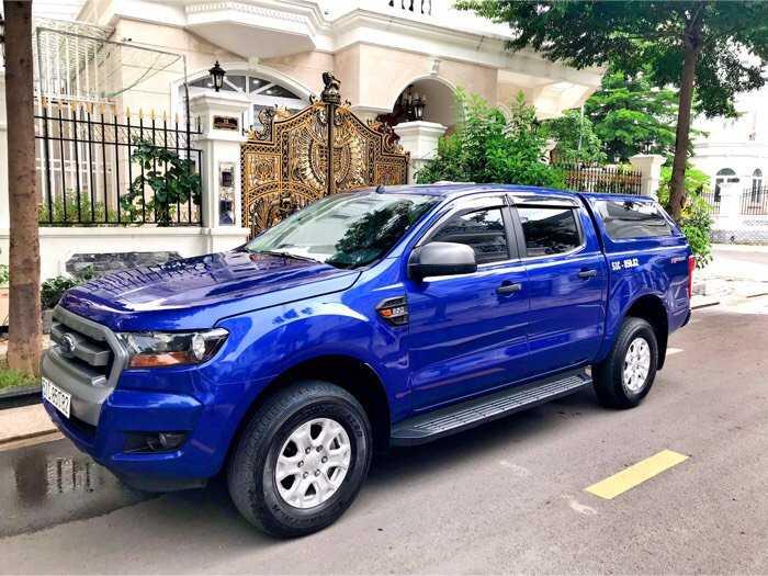Ford ranger xls bản đủ, 2016 xe mới tinh 1