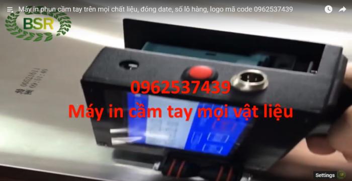 Máy in date cầm tay mini giá rẻ BSR-H3 in trên mọi chất liệu2