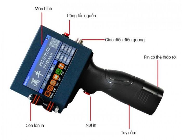 Máy in date cầm tay mini giá rẻ BSR-H3 in trên mọi chất liệu5