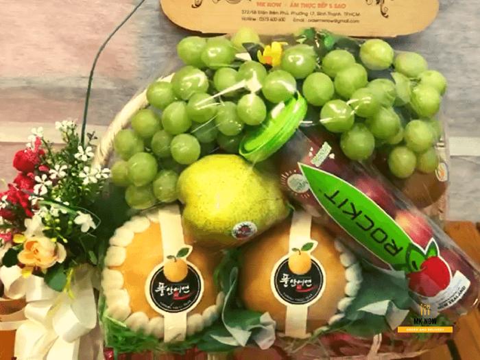 Giỏ trái cây đi tiệc - FSNK1090