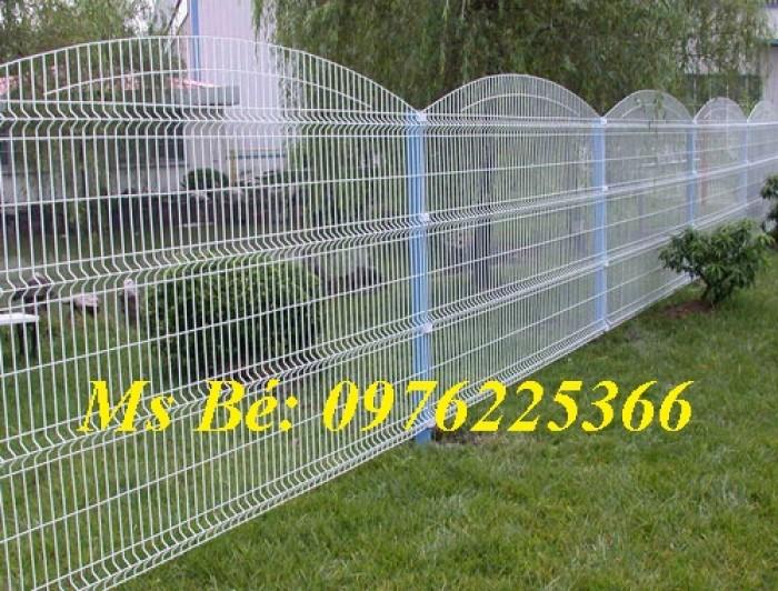 Mẫu hàng rào đẹp, Hàng rào bảo vệ, hàng rào khu công nghiệp1