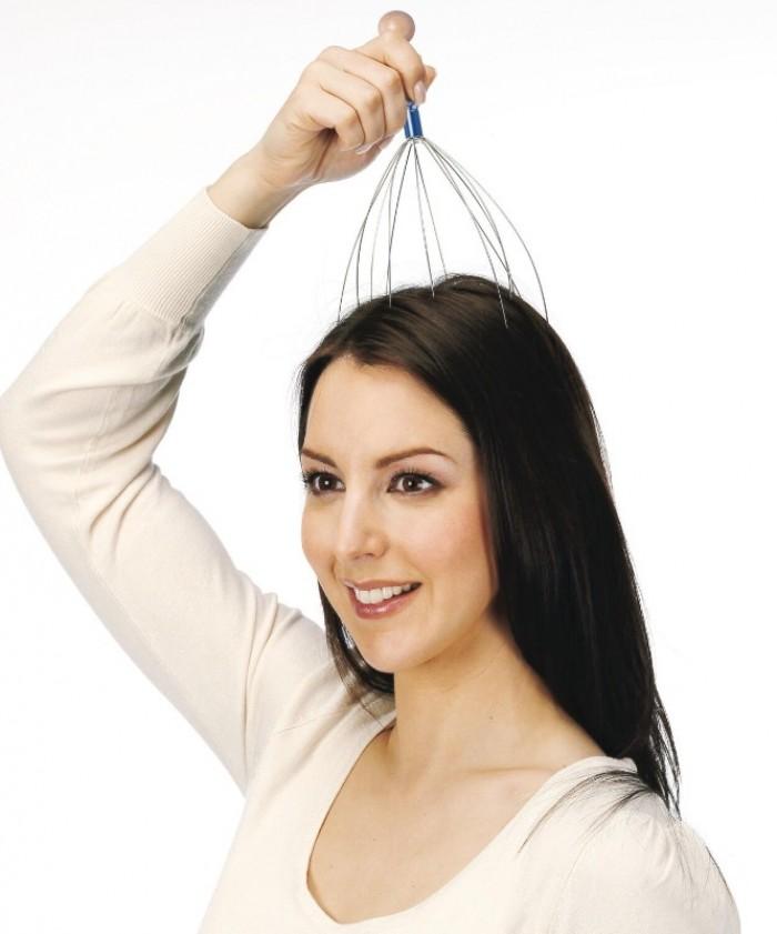 Cây Massage Đầu Thư Giãn Head Massager