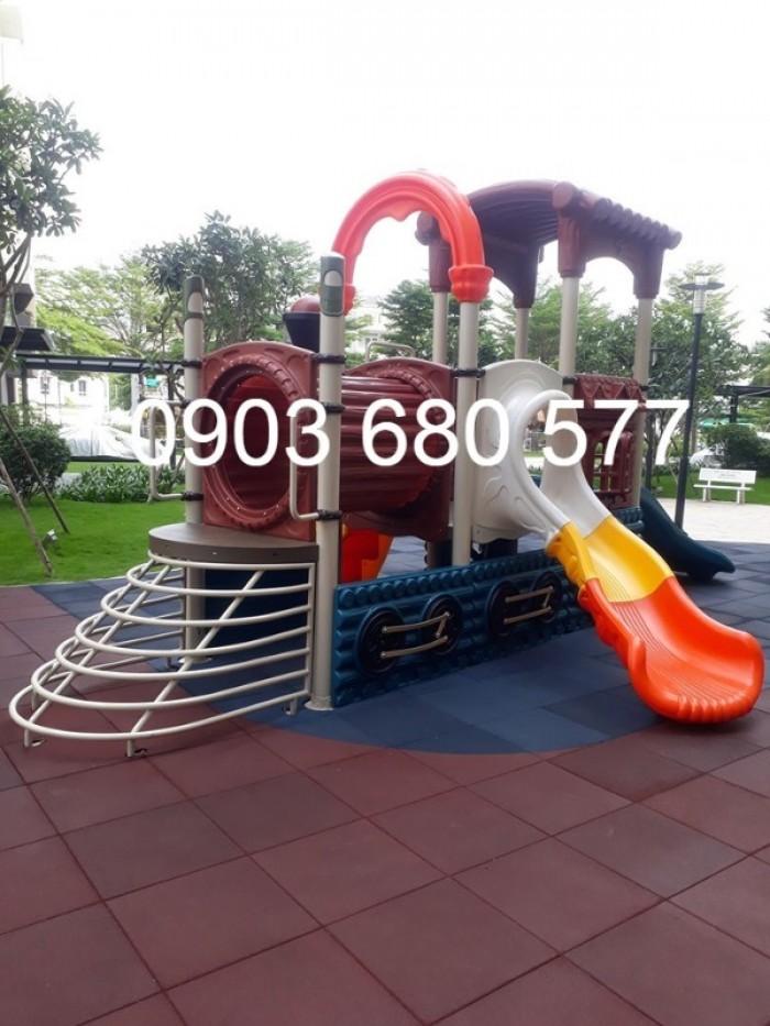 Chuyên bán cầu trượt mầm non cho trường học, công viên, khu vui chơi31