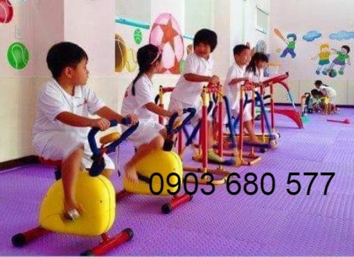Chuyên bán dụng cụ thể thao vận động cho các bé mầm non12