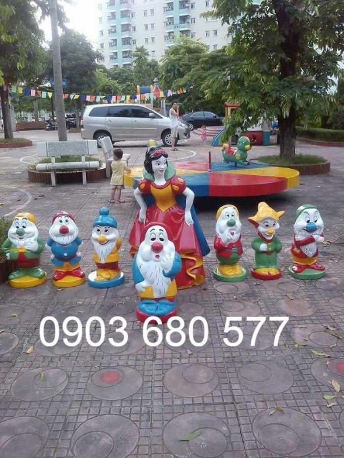 Sân vườn cổ tích dành cho trẻ em đáng yêu6