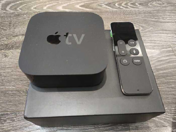 Apple tivi Gen 4 like new 95%3