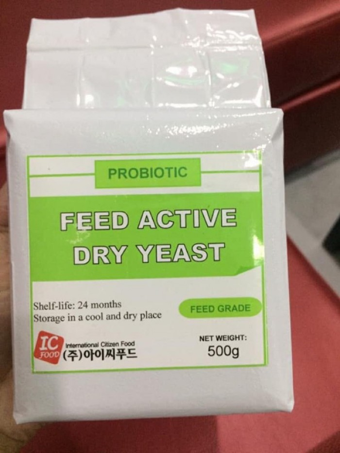 ACTIVE FEED DRY YEAST0