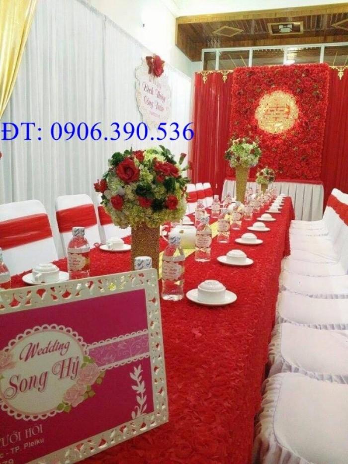 chuyên cung cấp nơ ghế, áo ghế nhà hàng tiệc cưới13