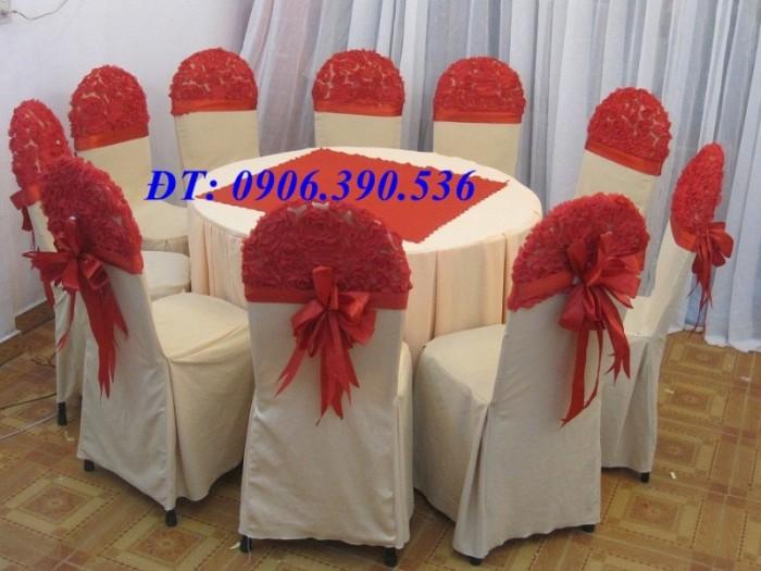 chuyên cung cấp nơ ghế, áo ghế nhà hàng tiệc cưới11