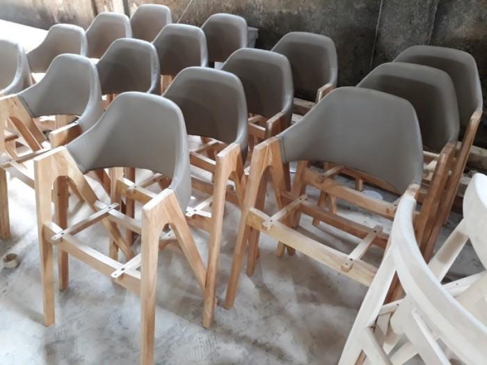 Bộ bàn ghế ăn chữ A3
