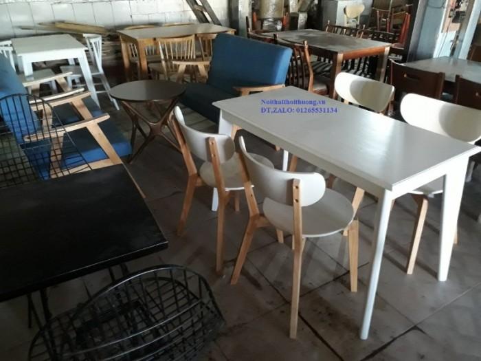 Bộ bàn ghế mặt tròn2