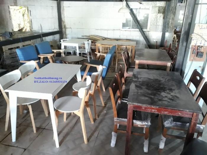 Bộ bàn ghế mặt tròn3