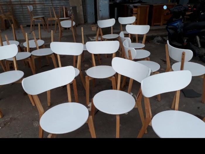 Bộ bàn ghế mặt tròn4