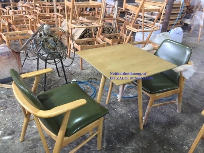 Bộ bàn ghế BABIE1
