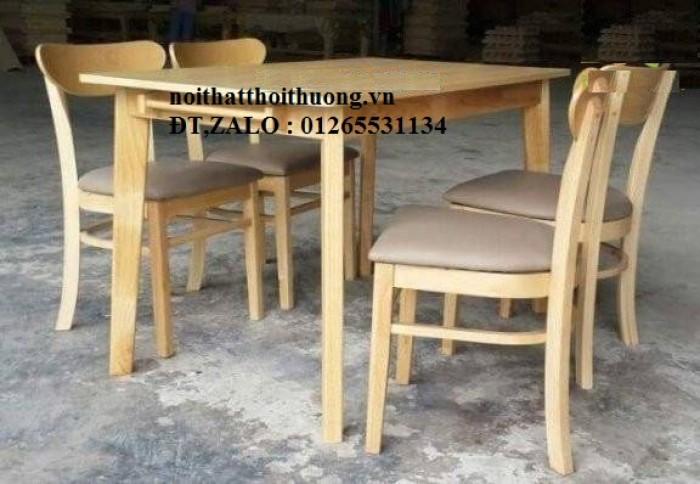 Bàn ghế ăn 040