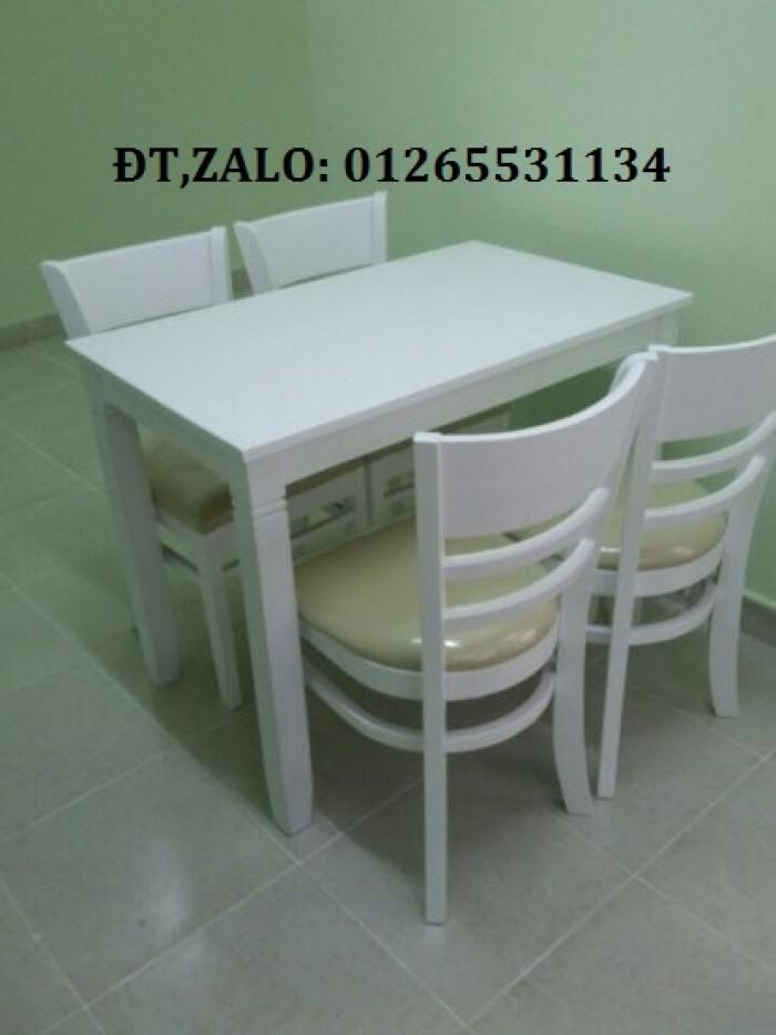 Bàn ghế ăn 020
