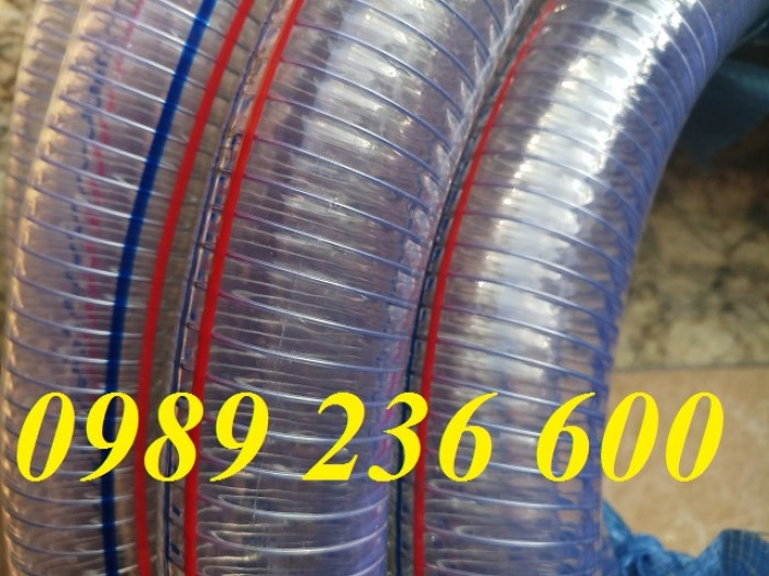 Ống nhựa mềm lõi thép dẫn nước, thực phẩm giá tốt nhất tại Hà Nội