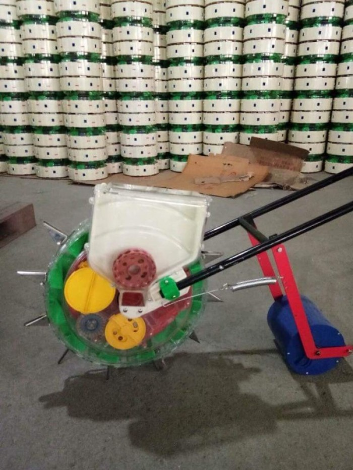 Máy trỉa đậu phộng đa năng, máy trỉa đậu phộng thế hệ mới, máy trỉa đậu phộng giá rẻ