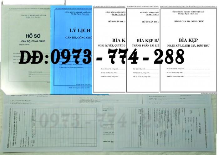 Bán buôn, sỉ, lẻ hồ sơ cán bộ công chức8