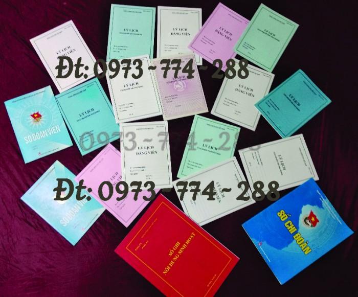 Bộ hồ sơ cán bộ công chức có mẫu b01, b02, b03, b04, b05, b06, hs09-VC/BNV giá rẻ, mẫu chuẩn mới nhất29