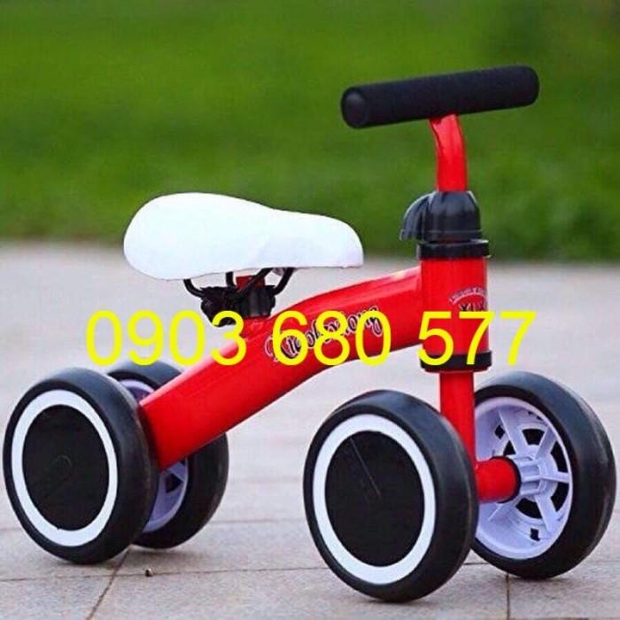 Cần bánh xe đạp 3 bánh cho trẻ em mầm non14