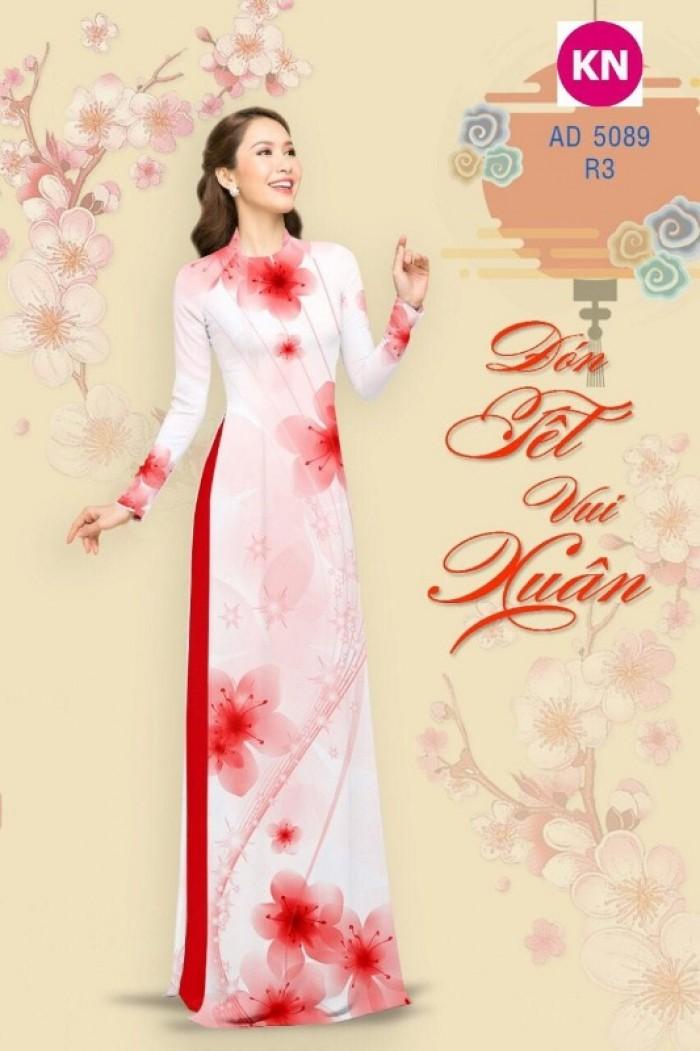 Vải áo dài trơn, vải áo dài hoa nhí, vải áo dài Cô ba Sài Gòn26