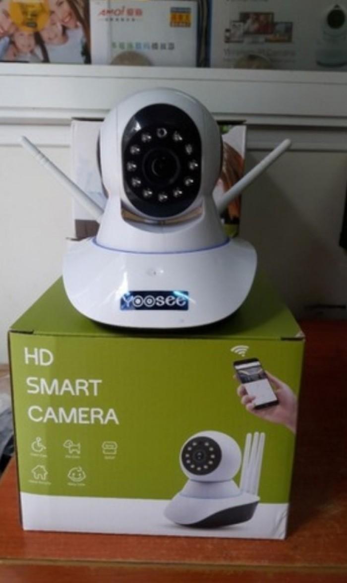 Camera giám sát quay 360 độ2