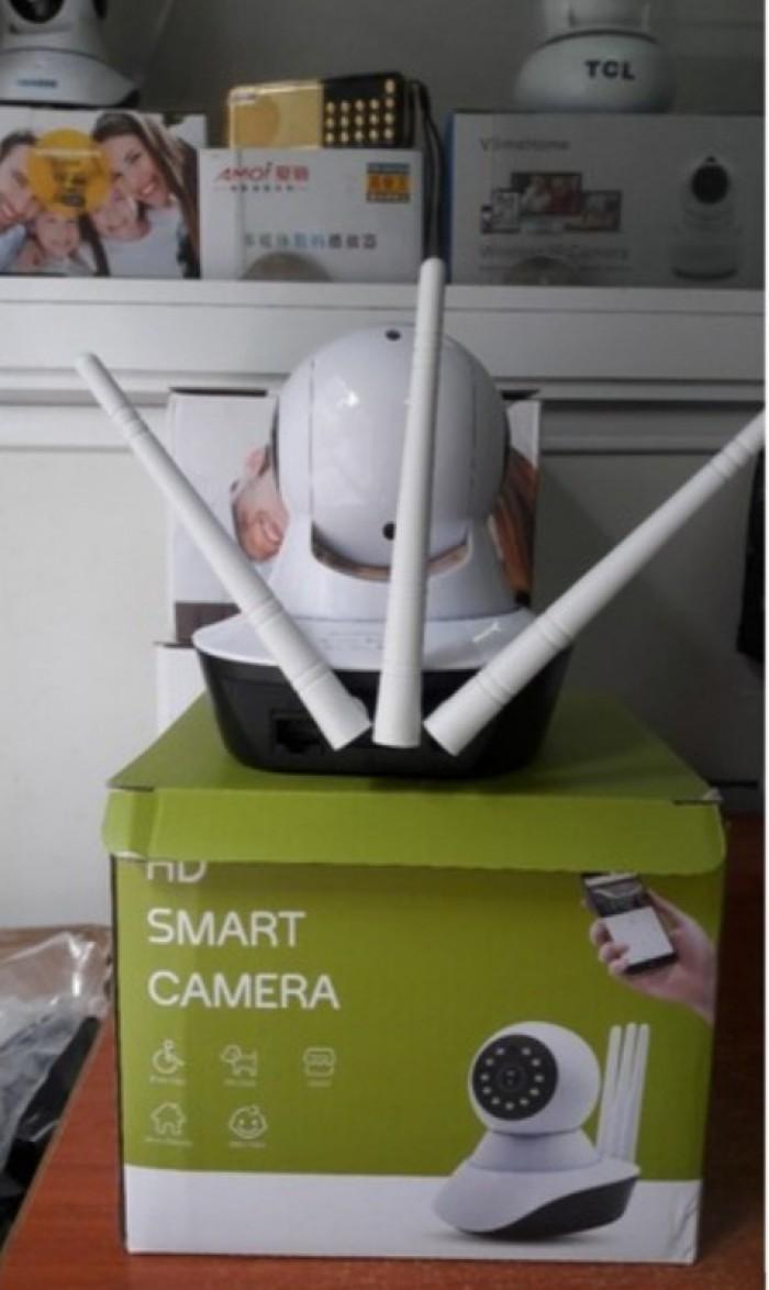 Camera giám sát quay 360 độ1